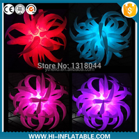 2015 hot selling decor party supplies inflatable star with led light for event,night club decorations