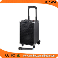 supply all kinds of super bass portable speaker rechargeable,trolley speaker pa