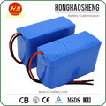 ISO9001 factory li ion 18650 Battery 24V 10Ah for Ebike with BMS