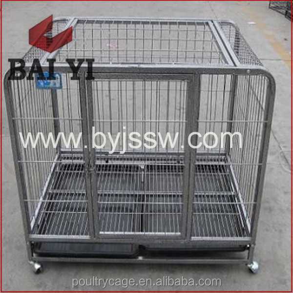 Hot Sale Heavy Duty Iron Breeding Dog Cage With Low Price