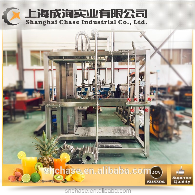 Low failure rate 380V/220V reliable small bag filling machine