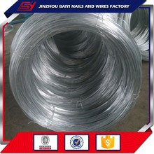 Factory Low Price 4.0mm galvanized iron binding Wire