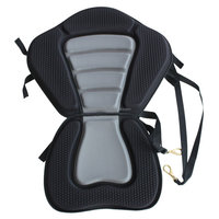 High Quality EVA foam Leader Accessories Black/gray Deluxe Kayak Car Seat Cushion
