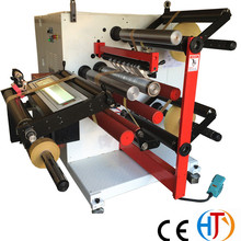 Favorites Compare HJY-600 Adhesive Tape/Label/Paper/PP/PVC/OPP/PET/PE/Foam/Fabric Roll Slitting Machine/Slitter