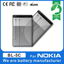 10 Year Manufacturer Cell Phone Battery BL-5C for Nokia Mobile Phone