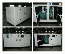 With Cummins NTA855-G1B Engine 250kw Iso9001 Generator Set