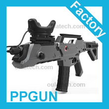 PPGUN for HTC VIVE GAME CONTROLLER with Tracker VR PP GUN