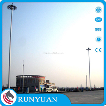 cctv highway light pole export to Russia