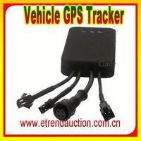GPS Vehicle Monitoring System With Record Data Logging Function gps car tracker with sms remote engine stop