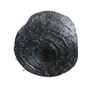 Cheap hot dipped galvanized military bulk weight barbed wire