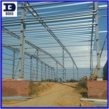 cheap light steel warehouse construction costs