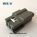 waterproof material wire harness clips rubber seal terminal block connector 4 way 191972704