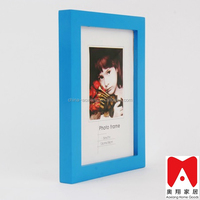 Colourful Plastic Picture Frame 4x6 5x7 6x8 8x10 3x3 picture frames with rhinestones