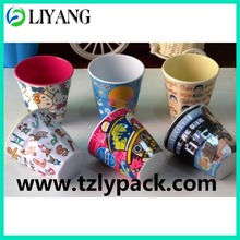 heat transfer, heat transfer film for plastic, cup, Fujiya Co, hello kiity