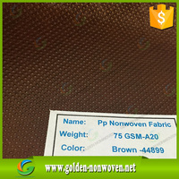 non-woven fabric pp/furniture material spunbonded polypropylene nonwoven fabric/mattress interlining 1.4m tnt non woven fabric
