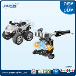 Hot sale 1:12 scale and 4D RC mini motorcycles for kids