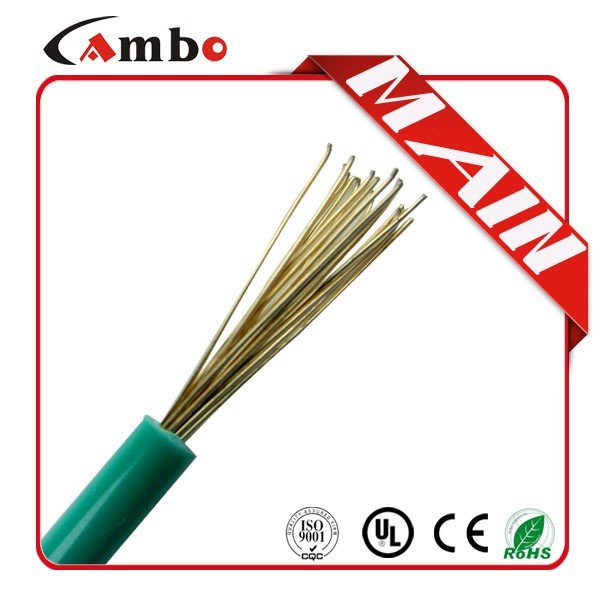Best price Stranded single core 15 AWG Wire Copper Core Conductor electric cable reel