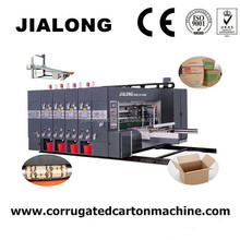 corrugated paperboard flexo ink printing slotting machine/cardboard printer slotter/carton box printer slotter machiney