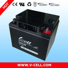 40Ah 12V dry batteries for ups