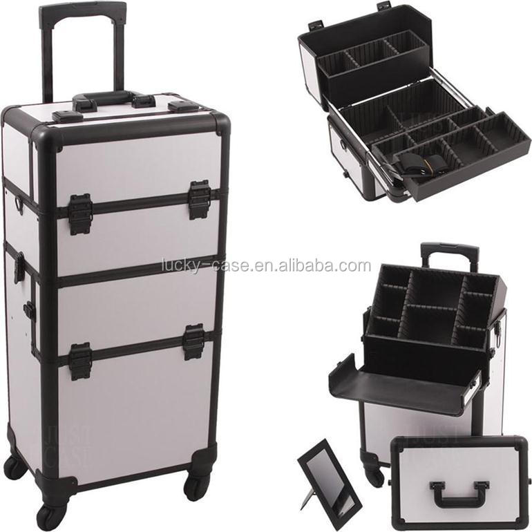 Valise coiffure 4 roues