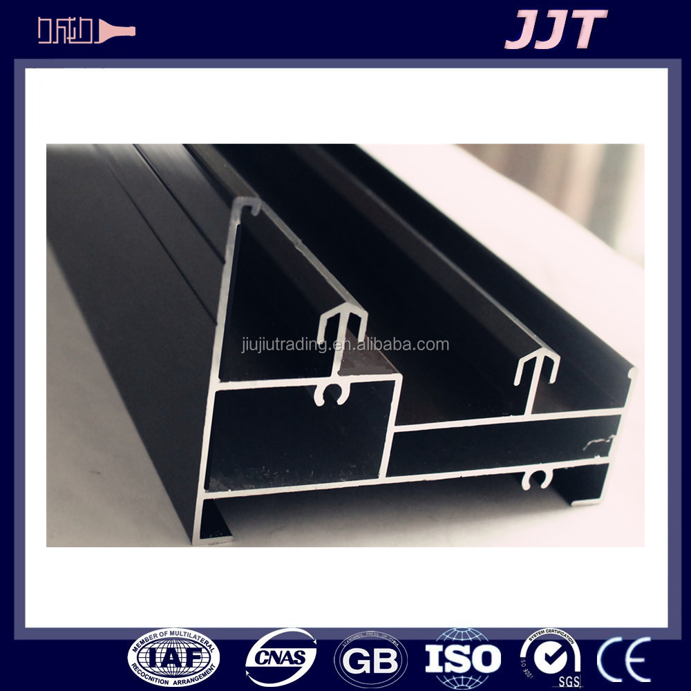 2016 new design aluminium door and window system edge profiles