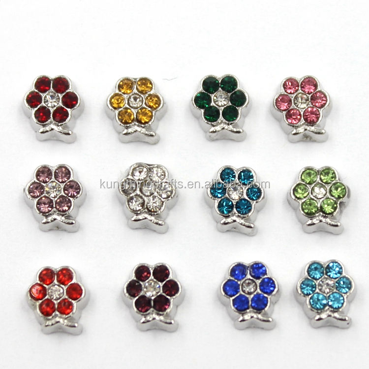 Fashion Cheap Alloy Jewellery 3mm-7mm Mixed Crafts
