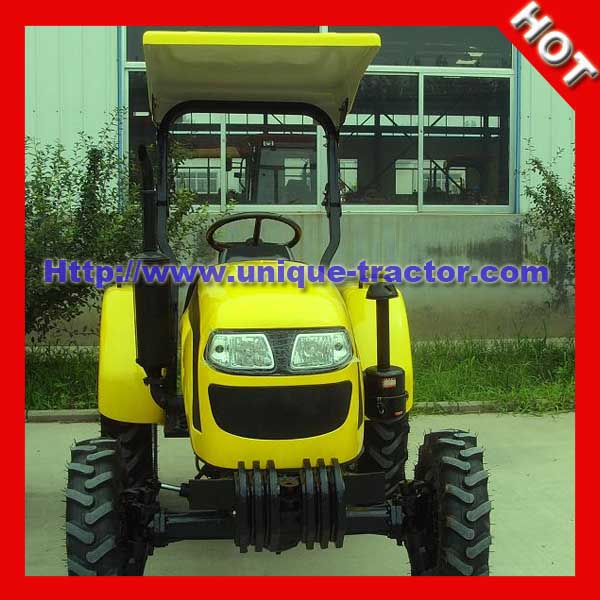 Czech Hot Sale Mini Tractor 20HP 4WD Sold By China Company