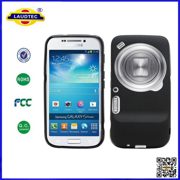 For Samsung Galaxy S4 Zoom SM-C1010 X line S Line Gel Case Cover--LAUDTEC