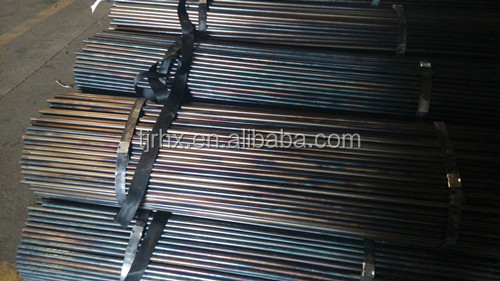 thin wall round steel tube gold suppliers
