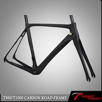 2015 new Thrust road bike carbon frame T1000 lots color choice bicycle frame carbon frame free shipping