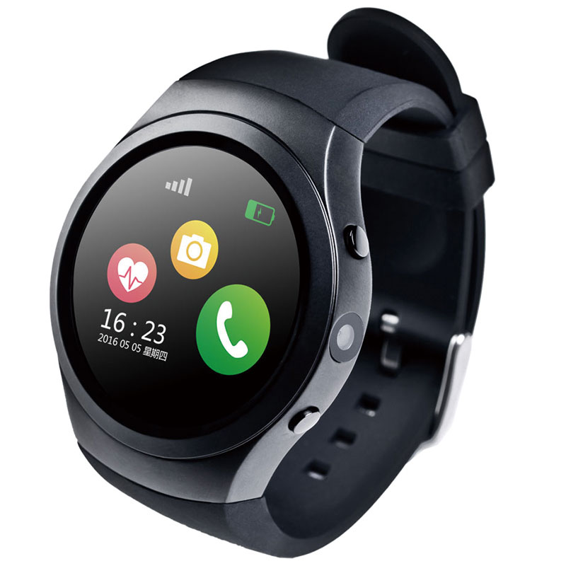 bluetooth Smart Watch WristWatch Bracelet Watch for Android Phone