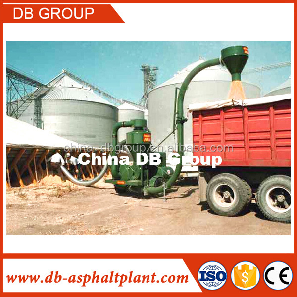 grain ship loader unloader cargo truck pneumatic conveyor