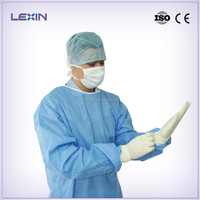 Disposable surgical gown -- for sale