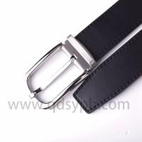 Custom Design Buckle Fashion Business Man Leather Belt