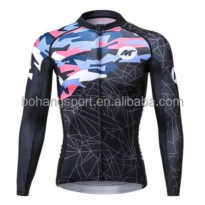 Hight quality custom bicycle clothing cycling bib bike bicycle set cycling wear from clothing manufacturer