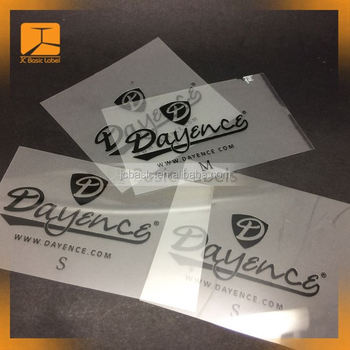 custom t-shirt labels and tags/dye sublimation t-shirt printing/best quality t-shirt heat transfer