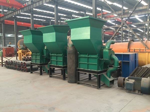 Metal Crusher for Recycling/scrap metal crushing machine with cheapest price and best quality