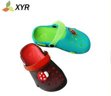 mens elegant beautiful rubber plastic garden shoes