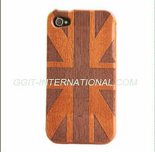 For iphone 4 wooden case