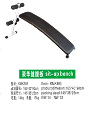New Design multifunction Fitness home gym equipment/Sit up Bench/abdominal/ reverse sit up bench