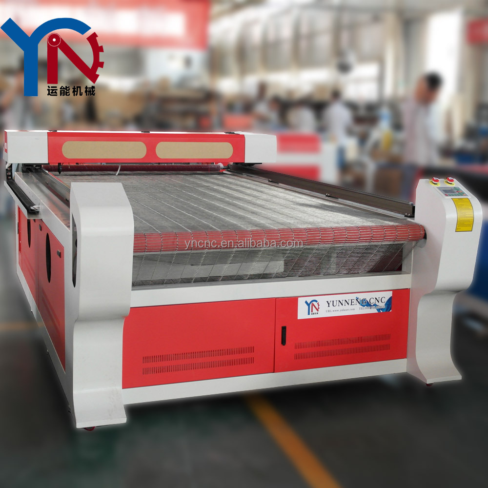 low cost high quality auto trim cut laser cutting machine for sale with CE
