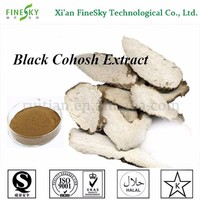 China supplier black cohosh extract triterpene glycosides in bulk
