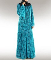 hot sale 2013 new design muslim abaya - Islamic Clothing Abaya's For L...