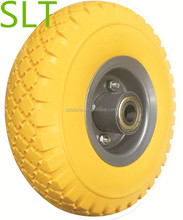 10 inch polyurethane foam wheel for children's car wheels, baby stroller toys and other special vehicle wheels