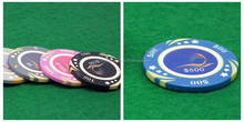 Anti fack poker chip +RFID POKER CHIP 6( CUSTOM CHIP)
