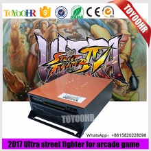 2017 Newest video Jamma board ultra street fighter for arcade game machine
