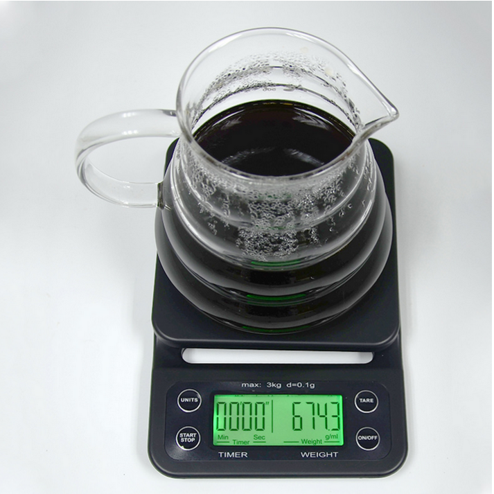 Factory Supply Coffee Scale Digital Weighing Scale Drip Scale