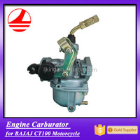 China Factory Provide Quality BAJAJ100 Motorcycle Carburetor Pulsar