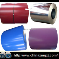color coated galvanized steel coil ppgi coils/cold roll steel in coil