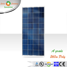 260w solar modules pv panel,price solar panel 300w,200w solar panel price Stock Solar Panel